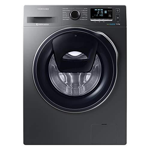 SamsungWW90K6414QX Freestanding Smart Washing Machine with...