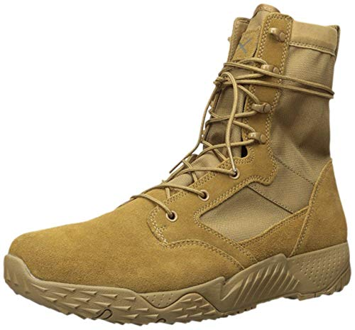 Under Armour Men'S Jungle Rat Military And Tactical Boot, (220)/Coyote Brown, 14