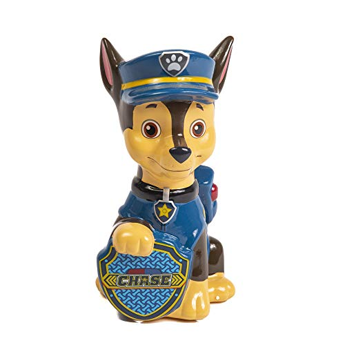 FAB Starpoint Nickelodeon Blue Paw Patrol Chase Coin Bank
