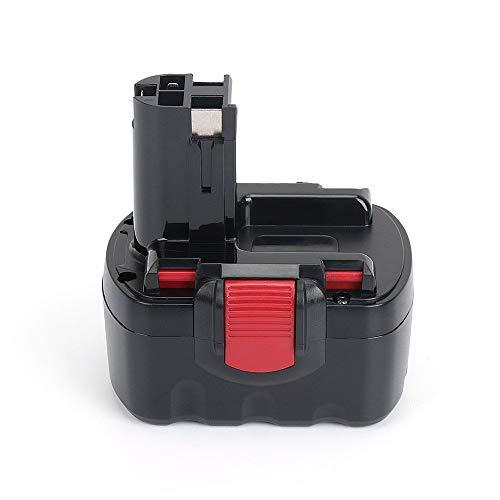 PSR 14.4 für Bosch 2607335685 2607335533 REEXBON 14,4V 3,0Ah Ni-Mh Ersatzakku für Bosch 2607335711 2607335275 BAT038 BAT040 BAT041 BAT140 GSR 14.4VE-2