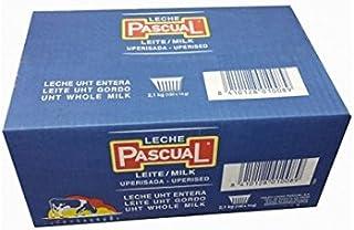 LECHE PASCUAL CAJA DE 150 TARRINAS DE 13,6 ML