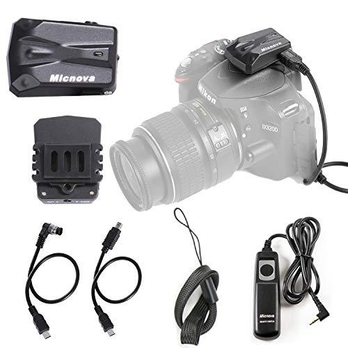 Nikon D7200 GPS Receiver, Micnova GPS-N Plus DSLR Camera GPS Unit Navigation Geotagging for Nikon D800 D3200 D3300 D90 D7100 D5200 D4 D600 D5100 D7000 D300 D300S