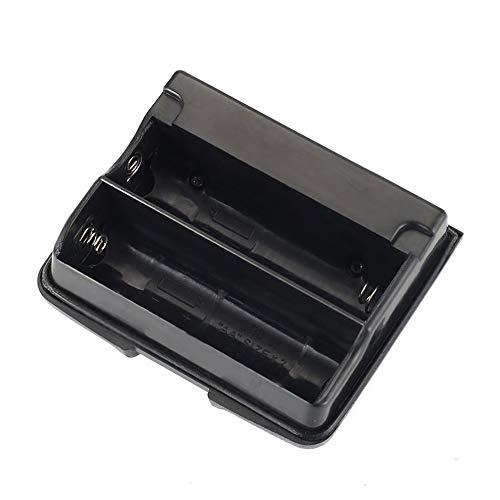 Para Yaesu Batería Walkie Talkie Vx-5r Vx-6r Vx-7r Fba-23 Batería Case Vx-710 Soporte 2 Aa alcalina Bolsas