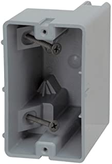Madison Electric Products MSB1G One Gang Device Box with Depth Adjustable, Heavy Duty 42lb
