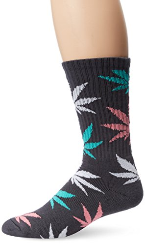 HUF Plantlife Crew Sock Charcoal