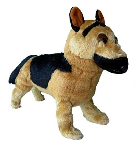 Adore 18' Standing Uber The Farting German Shepherd Dog Stuffed Animal Plush Toy