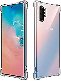 For Samsung Galaxy Note 10 Plus King Kong Armor Original Cover Anti-Burst Super Cornal Protection - Transparent With scree...