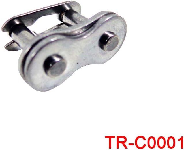 420 Chain Master Link Max 58% OFF Connector for 90cc 125cc 70cc 110cc Free Shipping Cheap Bargain Gift 50cc M