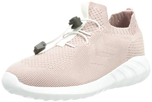 hummel Unisex-Kinder Cloud Knit JR Sneaker, Pale Mauve,29 EU
