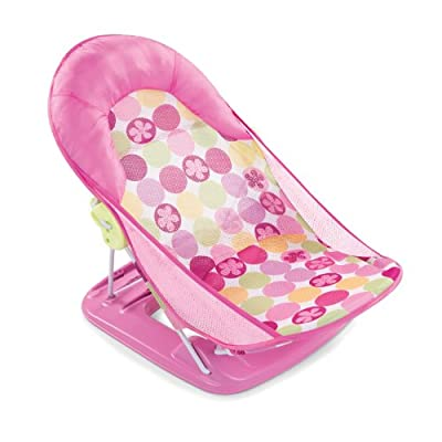 Summer Deluxe Baby Bather, Pink