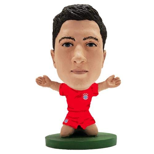SoccerStarz Bayern Munich Robert Lewandowski Home (Classic Kit) /Figures