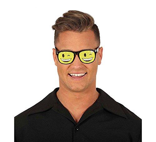 Disfraces Guirca Emoji Brille