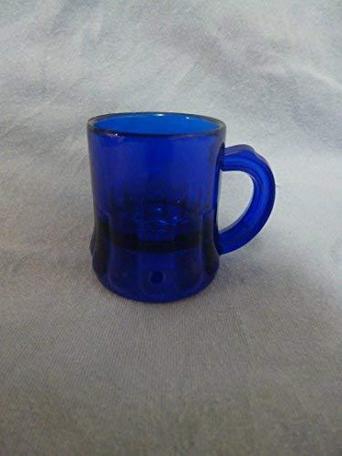 Better Plastics 100 Pack Small Blue Shot Mugs Cups