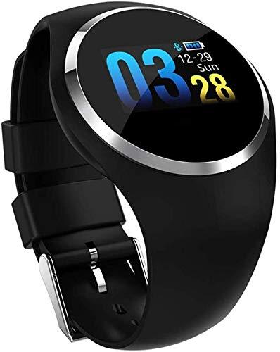 Reloj de la Aptitud, Deportes de la frecuencia cardíaca Mujeres Inteligentes Toque la presión Arterial Monitor de Bluetooth Inteligente Reloj podómetro, IP67 a Prueba de Agua de Bluetooth.