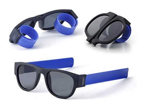 Gafas de Sol Plegables de Pulsera Unisex. Proteción...