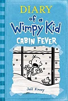Paperback Cabin Fever : Diary of a Wimpy Kid 6 Book