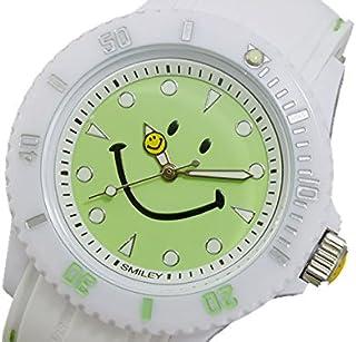 スマイリー SMILEY 腕時計 レディース/キッズ WC-HBSIL-WGR