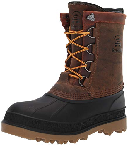 Kamik Herren William Schneestiefel, Braun (Gaucho Brown Gau), 41 EU