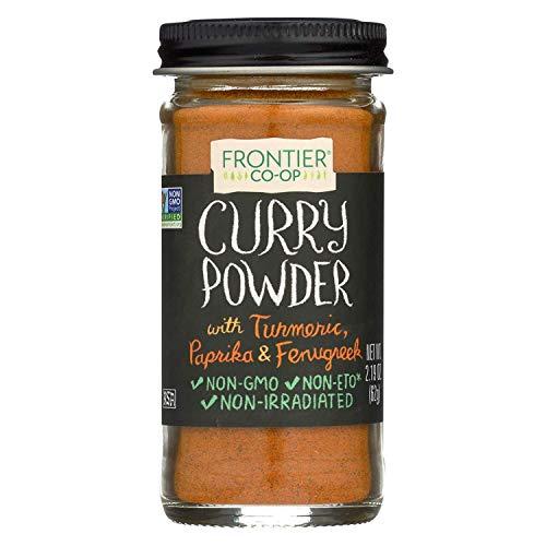 Frontier Herb Curry Powder (1x2.08 Oz)