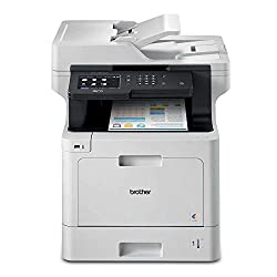 powerful Brother Color Laser MFP MFC-L8900CDW Business All-in-One, Replenishment from Amazon Dash