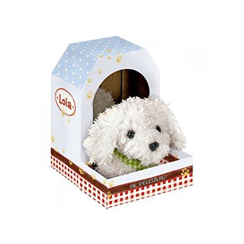 Spiegelburg 11824 Hund Lola an der Leine Lustige Tierparade