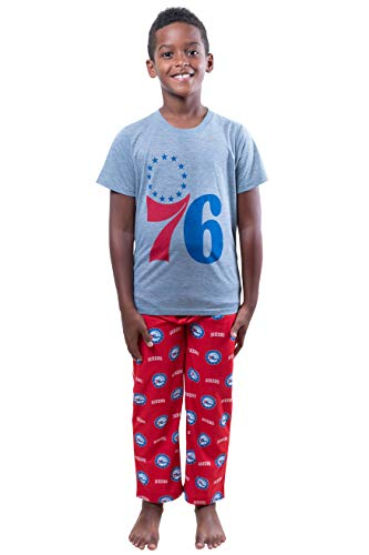 Cozy up with NBA pajamas
