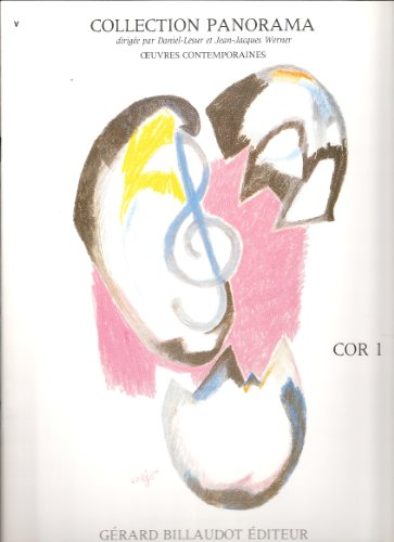 1er recueil d\'oeuvres pour cor et piano : Débutant (Collection Panorama)