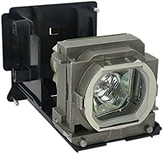 CTLAMP VLT-HC6800LP 915D116O13 VLTHC6800LP Professional Replacement Projector Lamp Bulb with Housing Compatible with Mitsubishi HC6800 HC6800U