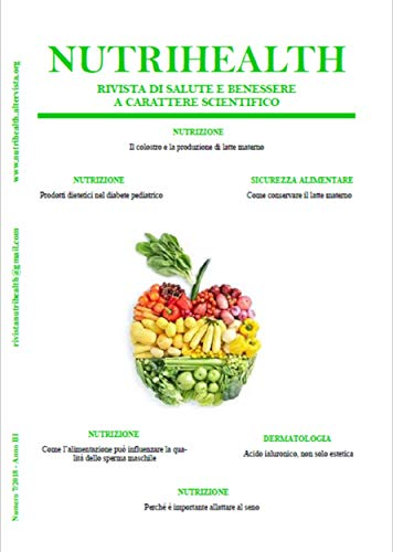 Nutrihealth Settembre 2018 Nutrihealth Rivista Di Salute E Benessere Italian Edition Kindle Edition By Roberta Graziano Crafts Hobbies Home Kindle Ebooks Amazon Com