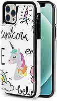 iphone 12 pro ケース iphone12 ケース 手帳型 ユニコーン Iphone12 mini Iphone12 Pro Max 用 スマホケース スタンド機能 Apple 12 レザーウォレットケースアイフォン12 ケース / アイフォン12プロ ケース 財布型