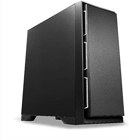 ATX Mid Tower AT-95 depot Gaming Computer Max 40% OFF Glass Case, Tempered Si