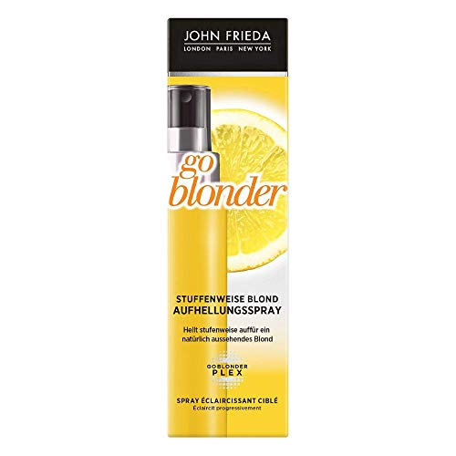 John Frieda Sheer Blonde Go Blonder Stufenweise Blond Aufhellungsspray,  100 ml