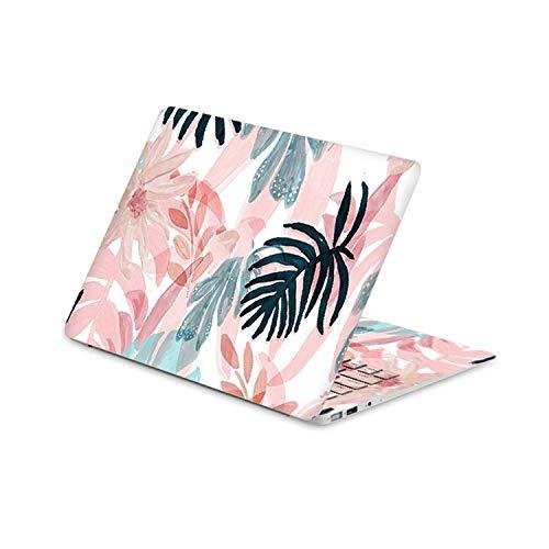 Portátil lámina de hoja flamenco chica portátil piel para MacBook Pro 13.3 Air 13.3 retina15 para Apple pegatinas de vinilo impermeable regalo Número de remarkphoto new white A1181
