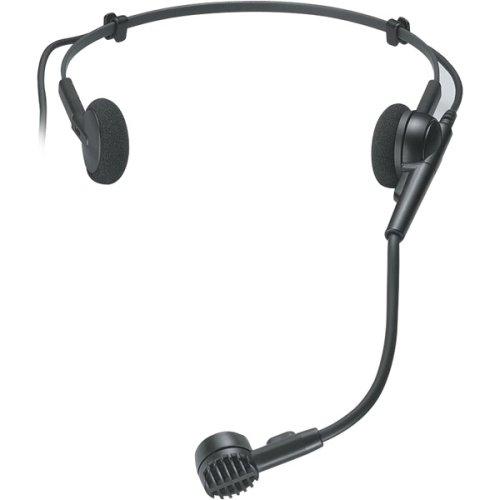 Audio-Technica Headworn Dynamic Mic for At Wireless