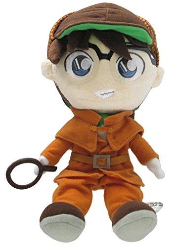 Detektiv Conan (Case Closed) San-Ei Stofftier Plüschtier Puppe Plüsch Figur: Conan Sherlock Holmes Version 27 cm