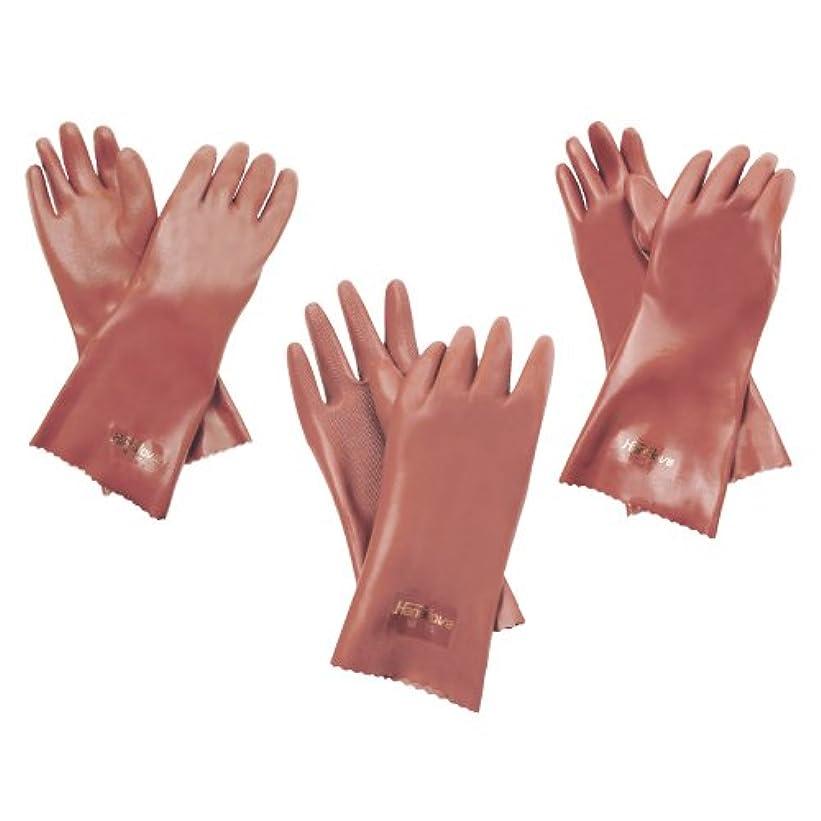 ダッシュ魅惑的な学校の先生耐油手袋 ハナローブ NO.11-650??????????????(23-2947-04)