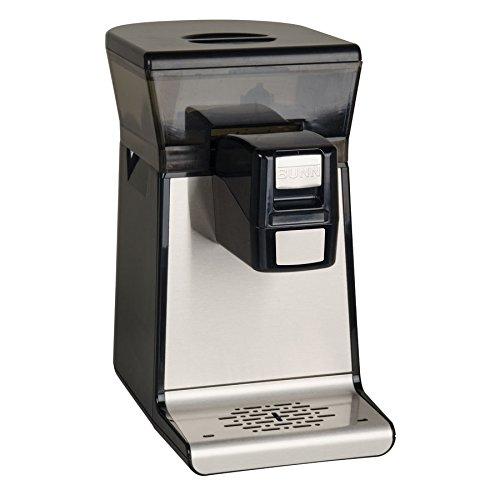 BUNN My Cafe MCR Single Serve Cartridge Commercial Pourover Brewer, Black