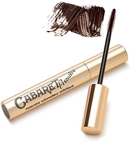 Vivienne Sab Paris Classic French Mascara Cabaret Premiere Cruelty Free Brown Made in the EU product image