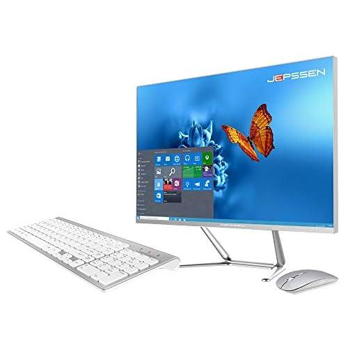 Jepssen ONLYONE PC LIVE i9700 4GB SSD240GB Bianco