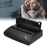 Tattoo Transfer Stencil Machine, Thermal Copier Printer for...