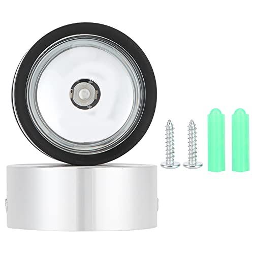 Lámpara de Ambiente, iluminación novedosa de Doble Cara para Accesorios de iluminación para lámpara de decoración