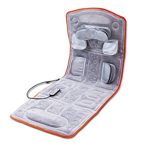 MU Luxus Vibrationsmassage Sitzkissen, Multifunktions 4D Airbag Kneten Massage...