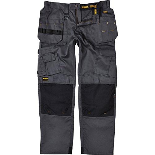 Dewalt PRO TRADESMAN werkbroek, grijs/zwart, W32/L33