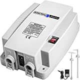 VBENLEM Bottled Water System 20ft Water Dispensing Pump System Double Inlet US Plug New Style with AC/DC Adapter Perfect for Indoor or Outdoor RV Camping