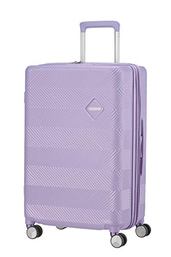 American Tourister Flylife Hand Luggage 67 Centimeters 82.5 Purple (Lavender)