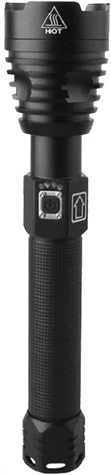 LED USB Free Shipping Cheap Bargain Gift Rechargeable Flashlight 6000 Lumens 3 Zoomabl Modes with NEW