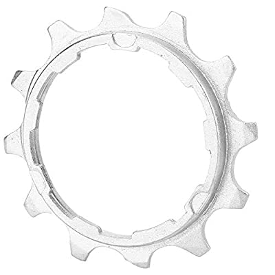 Keenso 11T Cog, High Strength Steel Bicycle Cassette Cog Mountain Bike Freewheel Parts for Fixed Gear(8 Speed -11T )