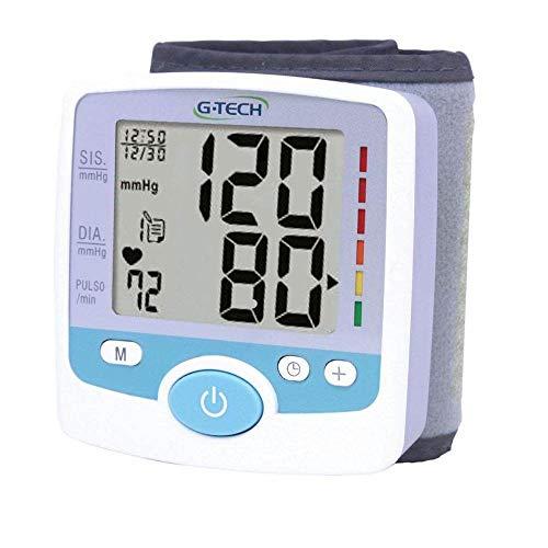 Aparelho Medidor De Pressão Arterial Digital De Pulso G-Tech GP200