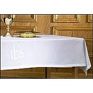 Altar Frontal 100% Linen 100% Linen 44 x 72' L
