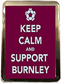 Burnley F.C - Keep Calm Fridge Magnet